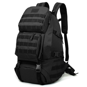 45L Military Rucksack Outdoor Tactical Backpack Camping Trip Backpack Hiking Backpack