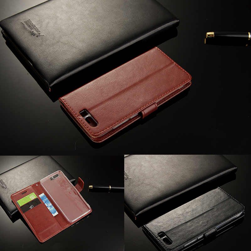 "Case For Huawei Honor 9 Lite Leather Case Huawei P Smart 5.65"" Flip Wallet Cover Coque For Huawei Nova Lite 2 Phone Cases 360"