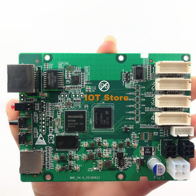 New BTC Bitcoin Miner Cheetah F1 Aixin A1 Control Board