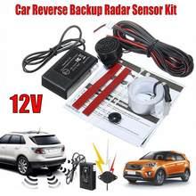 12V samochód ciężarówka elektromagnetyczny czujnik parkowania cofania czujnik pomocniczy cofania zestaw czujników