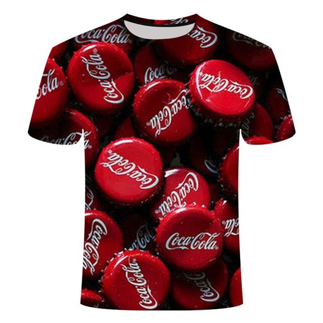 Beer Can Novelty T-shirt 6