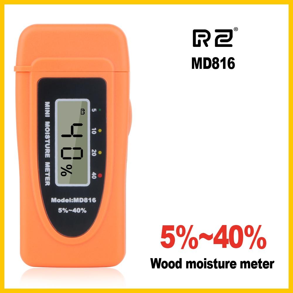 Doprava zdarma MD816 Dřevěný bambusový papír z bavlny - Měřicí přístroje - Fotografie 1