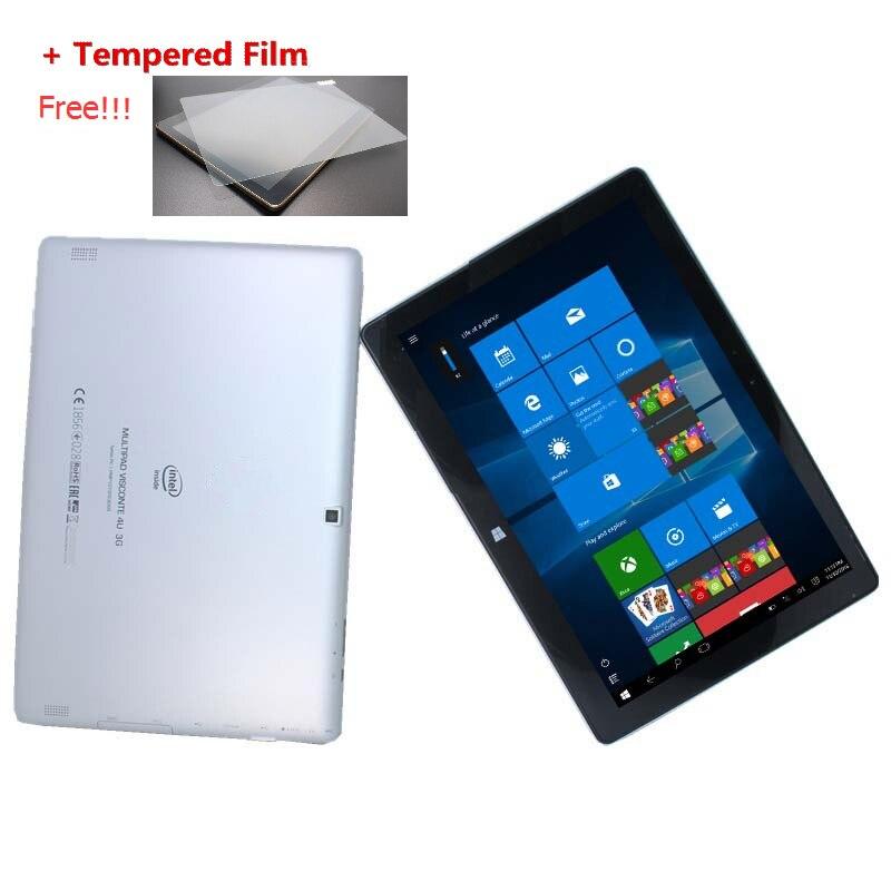 618 vendas! 10.1 polegadas p1010 3g windows 10 casa 2gb ddr3 + 32g sim slot para cartão com hdmi 5.0mp gps traseiro 32-bit otg livre filme temperado
