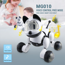 Kids Smart Robot Dog Toy Voice Control Intelligent Talking Dancing Interaction Funny Robot Dog Toys