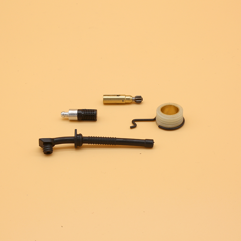 Oil Pump Worm Gear Oil Line Hose Tube Pipe Filter Gas Chainsaws Parts Fit For STIHL 017 018 MS170 MS180 MS 170 180