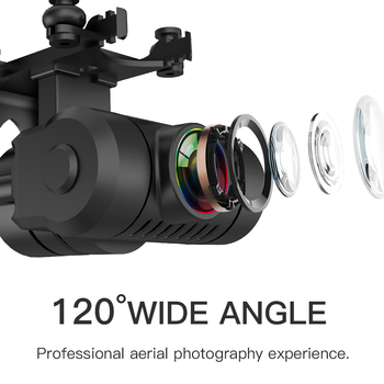2021 New KF102 Drone 8k HD Camera 2-Axis Gimbal Professional Anti-Shake Aerial Photography Brushless Foldable Quadcopter 1.2km 3