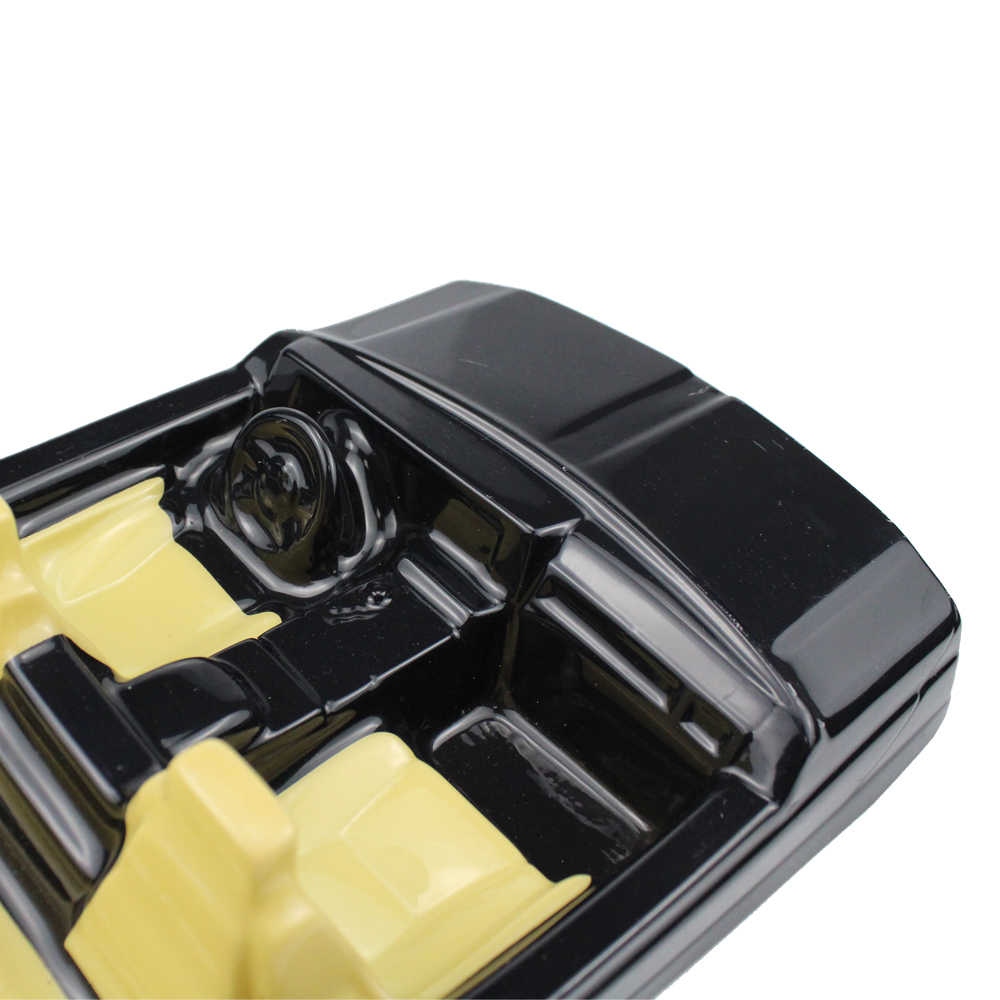 MEREPACCOR RC Auto Interieur Decoratie voor 1/10 Axiale SCX10 II 90046 90047 Traxxas TRX4 Body Auto Shell