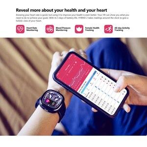 Image 5 - Zeblaze HYBRID 2 Smart Uhr Herz Rate Blutdruck Schlaf Tracking Armbanduhr Smart Timer Sport Wasserdicht Männer Smartwatch