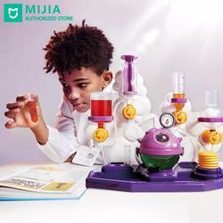 Xiaomi Wissenschaft können Blase Super Wissenschaft Experiment Set Pädagogisches Ausrüstung Chemie Labor Glaswaren DIY Kit Spielzeug Für Kinder