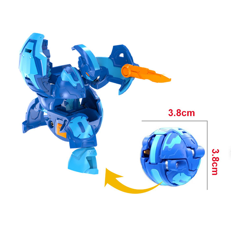 New Product Battle Instant Deformation Baku Gan Battle Planet  Metal Fusion With Monster Ball Gyro Athletics Toy