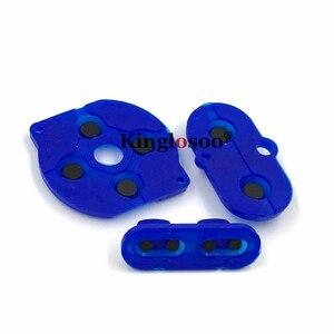 Image 4 - Couleurs caoutchouc conducteur bouton A B d pad pour jeu garçon couleur GBC coque boîtier silicone démarrage sélectionnez clavier