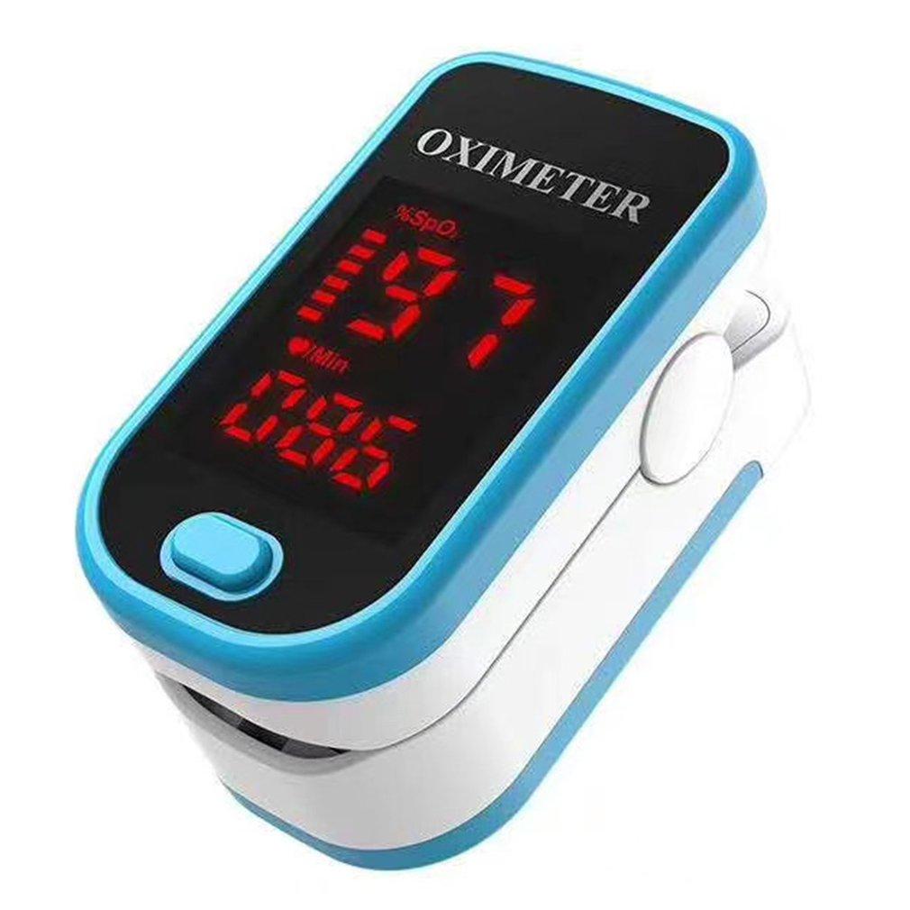 Digital Finger Oximeter Oled Pulse Oximeter Display Oximeter A Finger Health Diagnostic Monitor Tool Equipment