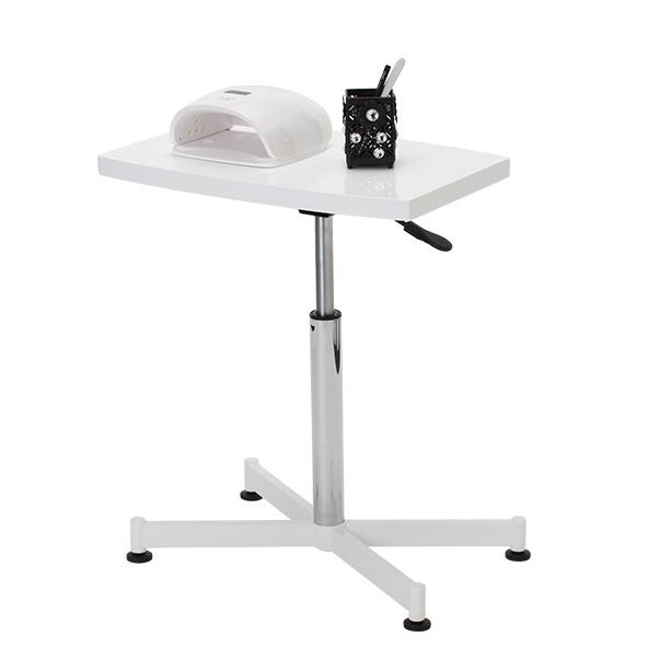 Simple Nail Table Nail Flat Nail Table Can Be Raised Or Lowered 360 Degrees Rotating Table