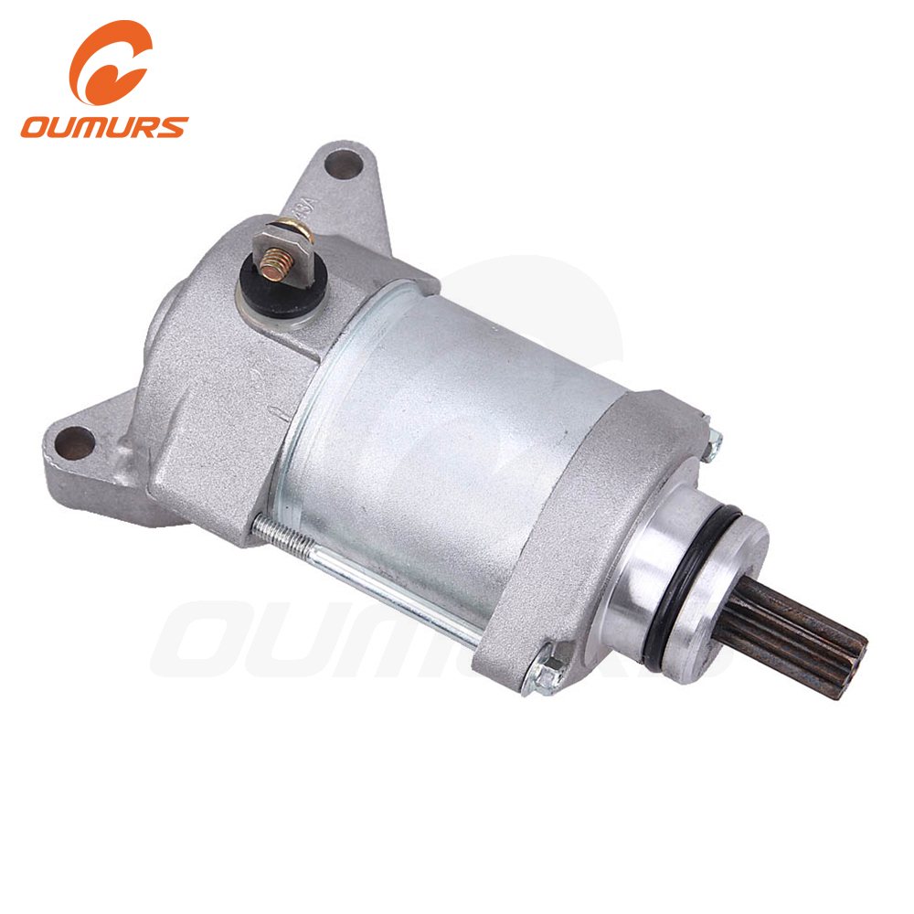 OUMURS Motorcycle Starter For Yamaha WR450F WR 450F 2003-2004 2013-2015 2014 449CC ENGINE Replace 5TJ-81890-00-00 ATV Moto Part image