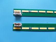 Novo 5-conjunto = 10 pces 60led 602mm tira de luz de fundo led para lg 55uf6450 5uh6150 5uf6430 6916l2318a 6916l2319a 6922l-0159a lc55