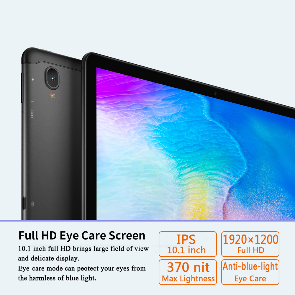 Image 4 - Newest 2.5D Tablets Teclast T30 Andriod 9.0 tablet PC 10.1inch 4GB RAM 64GB ROM 4G Phone Call 8000mAh Dual Camera GPS Type CTablets   -