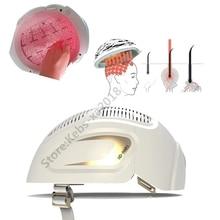SIDEY hair loss growth Laser Helmet Medical Diodes Treatment Hair Loss Solution Hair Fast Regrowth LLLT Laser Cap недорого