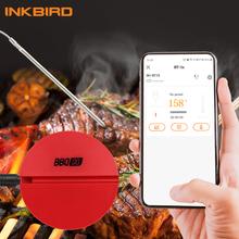 Inkbird Winding Design BG-BT1X cyfrowy termometr piekarnika do kuchni do jedzenia gotowanie mięso BBQ termometr z sondą do żywności mięso Grill BBQ tanie tanio Temperature Controller CN (pochodzenie) Winding Design BG-BT1X Digital Oven Thermometer Kitchen 120 ° C i Powyżej Household