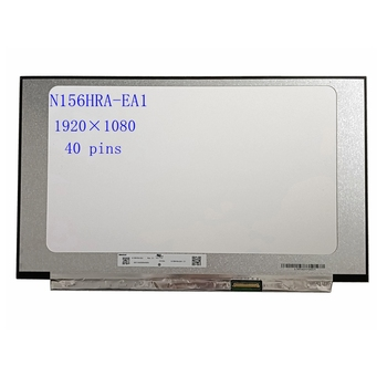 Laptop Screen 144HZ  N156HRA-EA1 REV C1 45% Gamut 15.6 inch IPS led lcd Screen FHD 1920X1080 EDP 40 Pins No Screw Hole