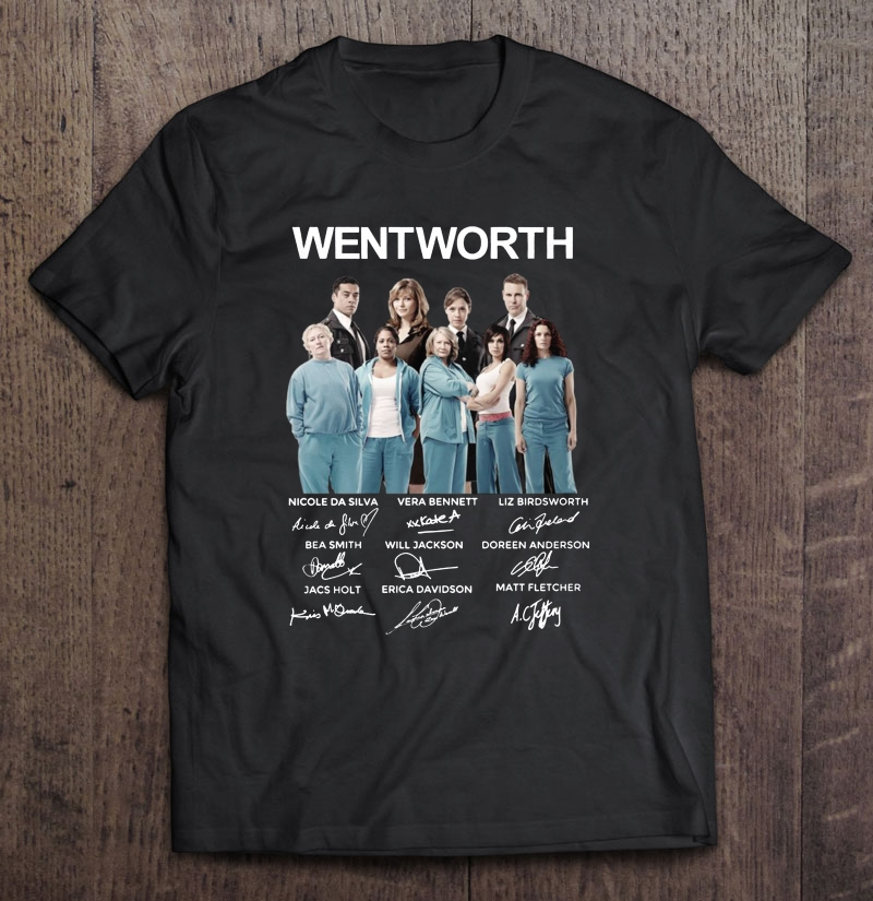 Wentworth Characters T-Shirts