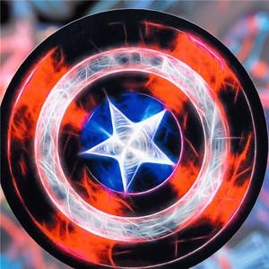 Image 4 - 30PCS Neon Superhero Avenger Stickers Sets Voor Gitaar Bagage Laptop Skateboard Motorfiets Auto Telefoon Sticker