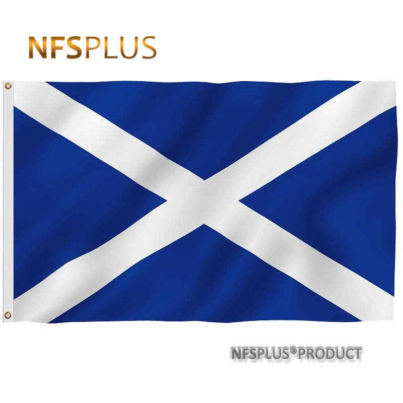 Flag Vintage Scotland Flag Scottish FLAGS 90x150cm