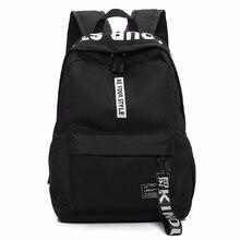 Men Women Backpack Large Capacity School Backpack Laptop Backpack Boys Girls Teenager School Bag Travel Bag Shoulder Bag Mochila 2018 kpop harajuku backpack idol funny mochila bts for teenager canvas hip hop girl boy bangtan boys school bag new arrival bag