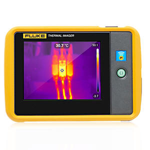 FLUKE Imaging-Camera Handheld Pocket 120x90-Resolution 10800 Pixels IR
