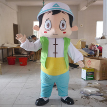 Arab Boy Mascot Costume for  Party Costumes Halloween Performance Clothing