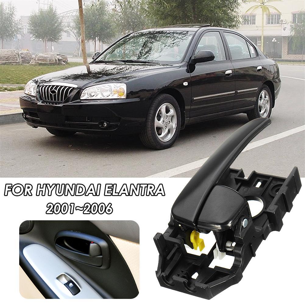 826102d000ax 826202d000ax For Hyundai Elantra 01 06 Black Plastic Door Handle Interior Door Handles Car Inside Inner Door Knob Aliexpress