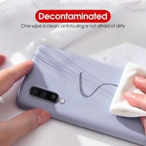 Image 3 - 10 sztuk/partia płynna guma silikonowa miękka pokrywy skrzynka dla iPhone 11 Pro Max 6 6S 7 8 Plus se2 se 2 telefon Coque dla iPhone X XS Max XR