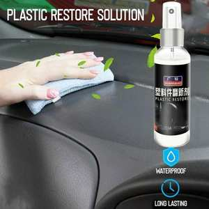 Panel Wax-Instrument Paste Plastic Parts Renovated Coating Maintenance-Agent Automotive-Interior