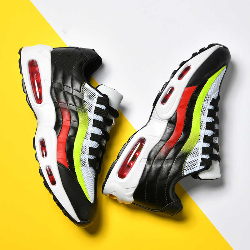 Kadın ayakkabı artı boyutu 46 kadın rahat ayakkabılar yüksek kalite 2020 yaz örgü ayakkabı hafif nefes kadın eğitmenler 45