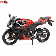 Maisto 1:12 Honda CBR600RR simulation alloy motocross motorcycle model toy car Collecting gift