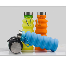 Aquarius sports bottle small volume large capacity silicone sports kettle portable outdoor water bottle 028 russian large capacity insulated stainless steel bottle outdoor portable travel kettle car kettle