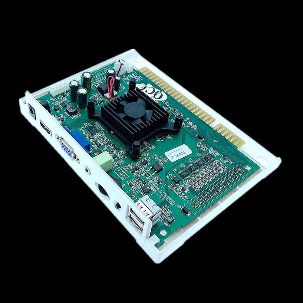 3188 in 1 jamma board 아케이드 게임 콘솔 출력 엔터테인먼트 조이스틱 머신 판도라 사가 박스 용 코인 작동 액세서리