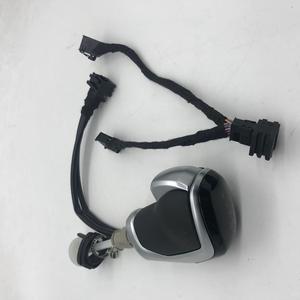 Image 3 - DSG AT светодиодный синхронизация электронный дисплей рукоятка для рычага переключения передач рычаг ручной мяч для гольфа 6 Jetta MK5 MK6 Tiguan Polo