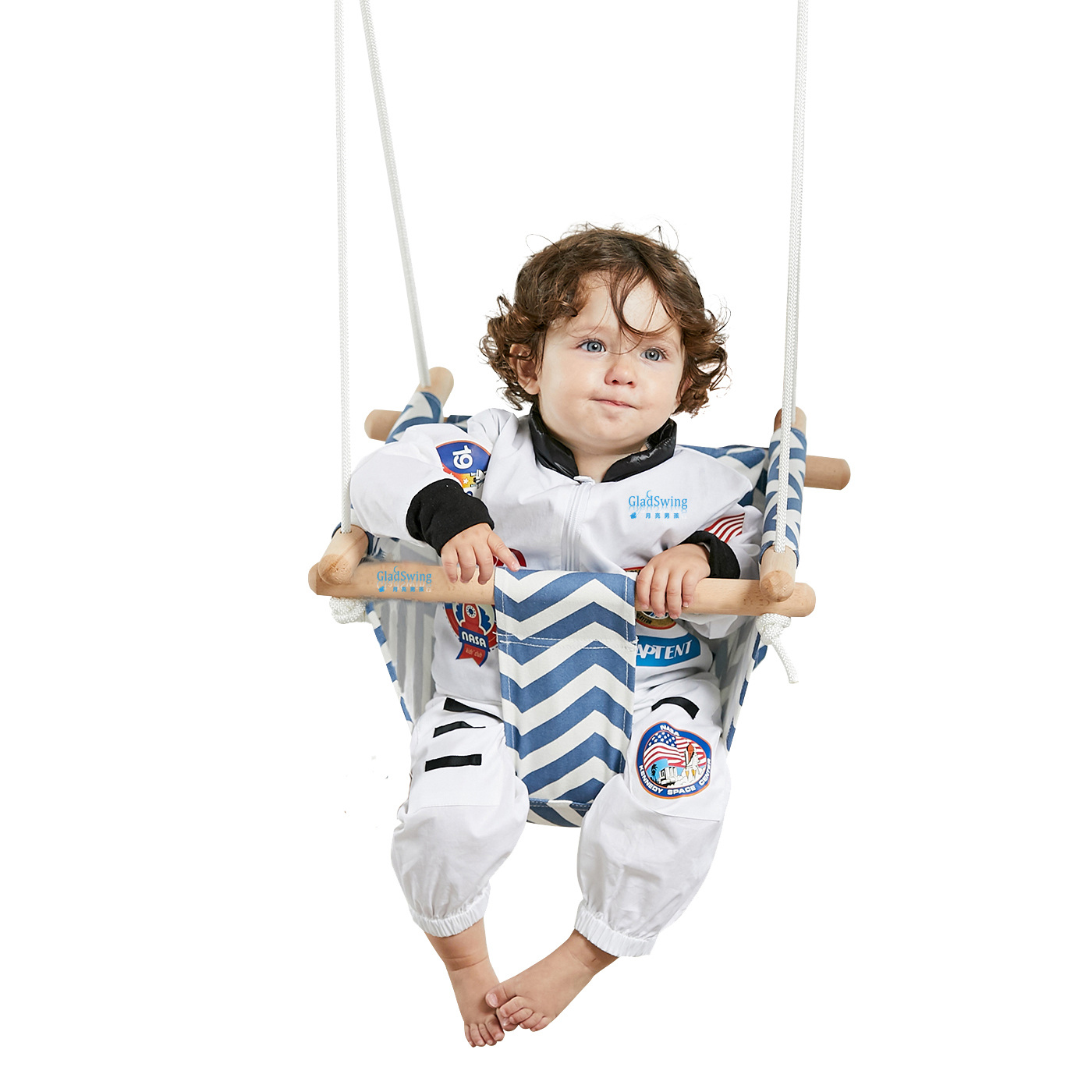GladSwing Baby And Child Sling Swing Indoor Home Outdoor