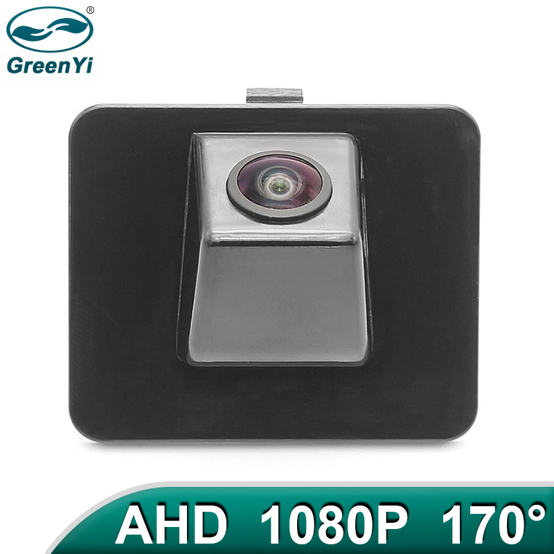 GreenYi 170 градусов 1920x1080P HD AHD ночное видение Автомобильная камера заднего вида для Kia 2012 2013 K5 /kia Optima автомобиль