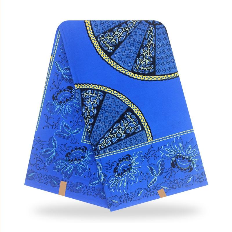 Tecido de impressão de cera africano 100% algodão pano de cera vestido feminino material alta qualidade tecidos nigerianos
