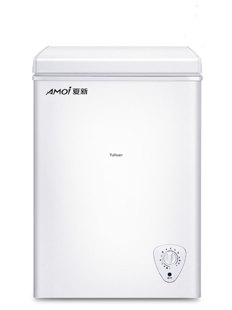 Household Commercial Large Capacity Refrigerator Mini Freezer Fresh Keeping  Refrigeration  Fridge  Refrigerators