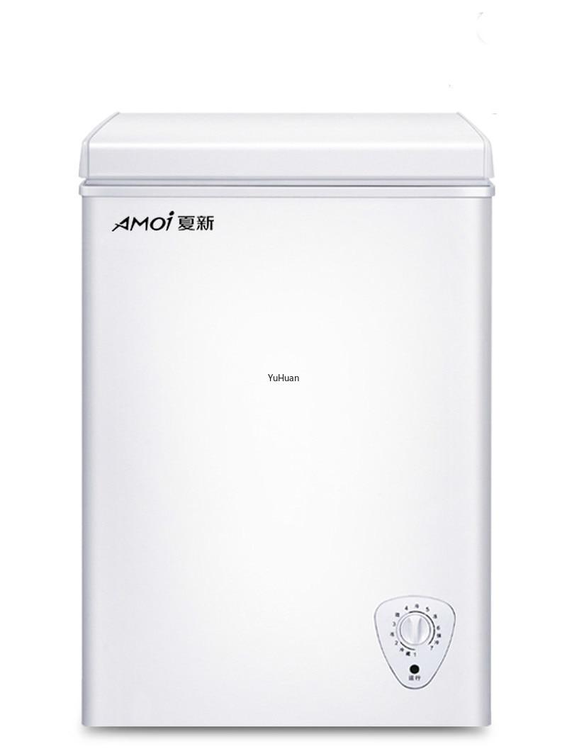 Household Commercial Large Capacity Refrigerator Mini Freezer Fresh Keeping  Refrigeration  Fridge  Refrigerators