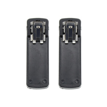 2X Battery Belt Clip for Motorola NTN7143R NTN7144 NTN7144A NTN7144CR Replacement
