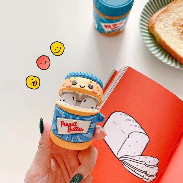 Peanut Butter AirPod Case 1