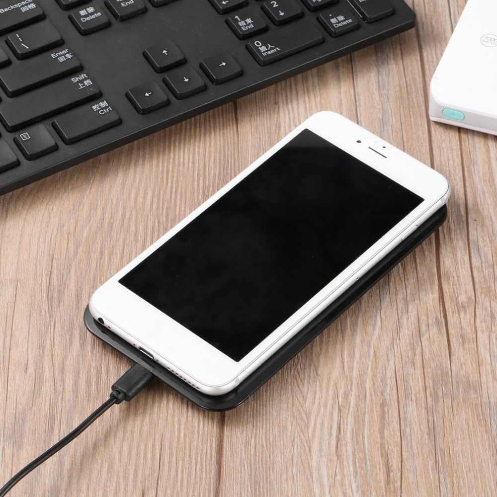 تشى المعيار اللاسلكي وسادة الشاحن لسامسونج غالاكسي S3/S4/S5 Note2 ل LG لنوكيا الهاتف المحمول اللاسلكية شحن ل فون