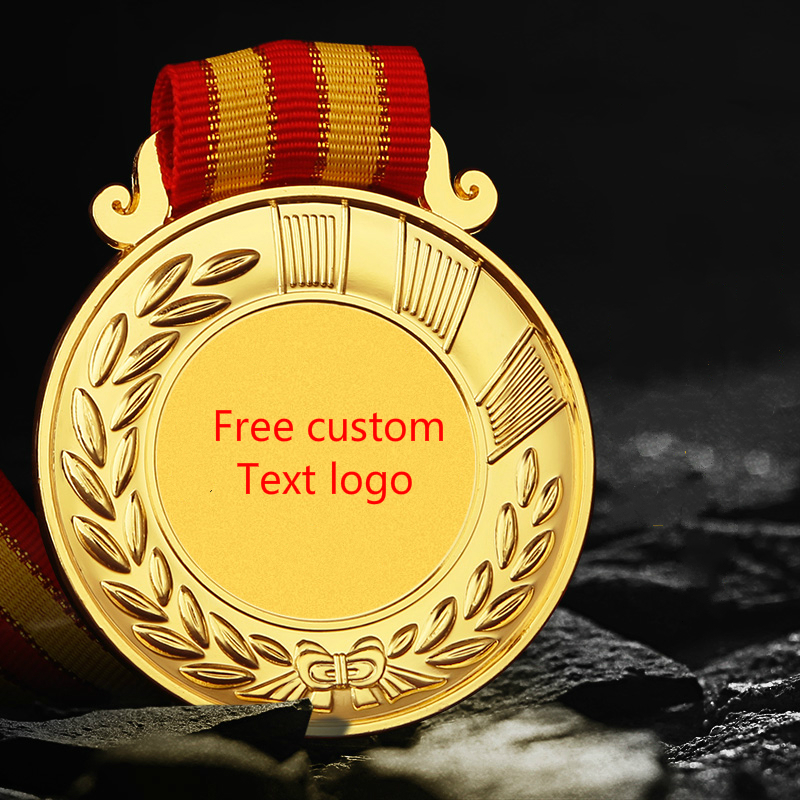 High Quality Metal Medal Customization Sports Medal Gift Sports Championship Medal Craft Souvenir Track And Field Winner Award