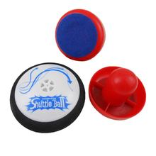 OCDAY Suspending Electric Shuttle Ball Funny Mini Hockey Game Pretend Play Classic Toys Popular Party Family Board Game Gift Hot(China)