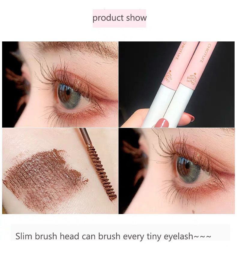 3d Silk Fiber Mascara Natural Ingredients 8