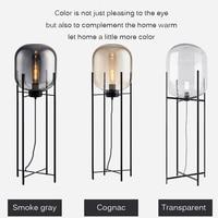 Modern Nordic Simplicity Floor Lamps LED Lights Dining Room Stand Lamp Standing Lamp Living Room Bedroom Restaurant Floor Lamp