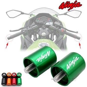 цена на Motorcycle Accessories Handlebar Grips Bar Ends Sliding Cap For KAWASAKI NINJA ZX6R ZX-6R ZX-7R ZX-9R ZX10R ZX-10R ZX-12R ZX-14R